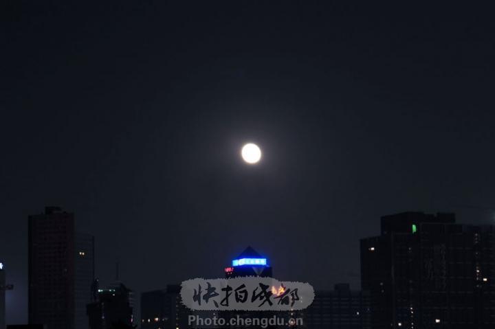 今晚的月亮